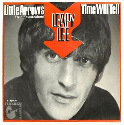 """Leapy Lee - Little Arrows  - Import - 7"""" Record Single"""