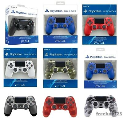 Sony Ps4 Dualshock 4 Wireless Controller - Official V2 - In Box, Uk Fast Post F5