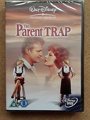 Walt Disney The Parent Trap DVD. New and Sealed.
