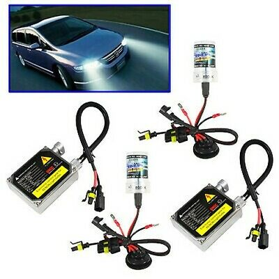 55W H7 HID Xenon Light,High Intensity Discharge Lampe,Couleur temperature: 6000K