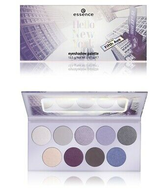 "ESSENCE ""Hello New York"" eyeshadow palette NEU&OVP"