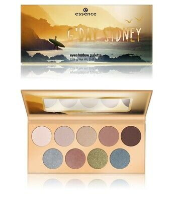 "ESSENCE ""G´Day Sydney"" eyeshadow palette NEU&OVP"