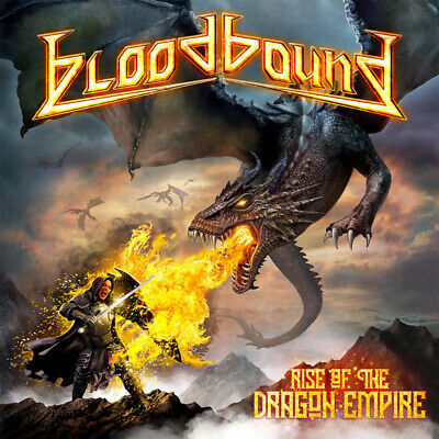 Bloodbound - Rise of The Dragon Empire (CD+DVD Digipak Limited Edt.)