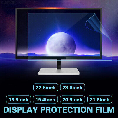 D4C1 Universal Size LCD Protection Film Screen Protector Film Desktop PC HD