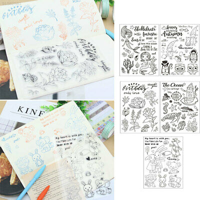 1920 Cute Paper Craft Decor Scrapbooking Stamping Paperboard 5 Pattern