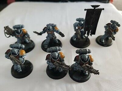 Warhammer 40k - Space Wolves - Primaris and Ancient