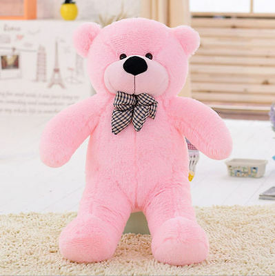 Big/Teddy Bear Giant 80cm Stuffed Animal Plush Toy Soft Birthday Christmas/Gift