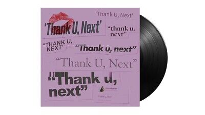 """Ariana Grande Thank U, Next Imagine 7"""" Exclusive Limited Vinyl Preorder SOLD OUT"""