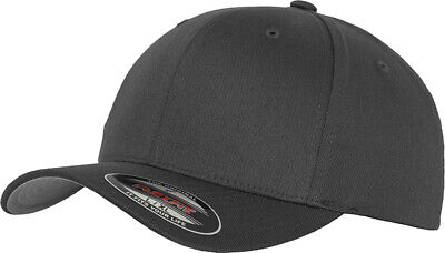 Flexfit by Yupoong Flexfit Fitted Baseball Cap 6277 YP004 Mid Profile Sports Hat