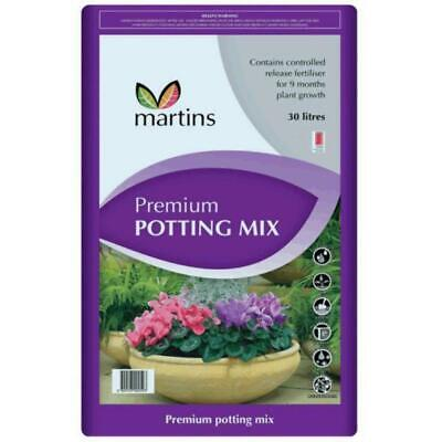 Martins Premium Potting Mix 30L or 50L