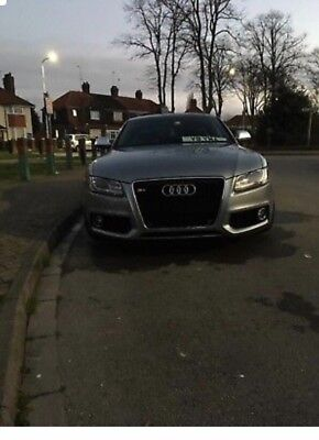 Audi s5 4.2 v8 quattro 50k miles **REDUCED DUE TO TIME WASTERS**