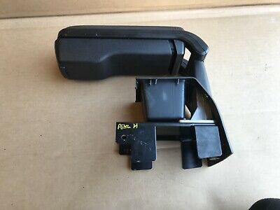 VAUXHALL ASTRA H MK5 '2005  VXR Armrest Black Leather Cup Holder Good Quality