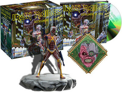 PRE-ORDER Iron Maiden - Somewhere In Time 405053842704 (CD RELEASE: 22 Mar 2019)
