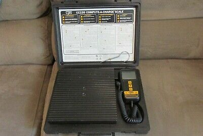 CPS CC 220  Refrigerant Charging Scale