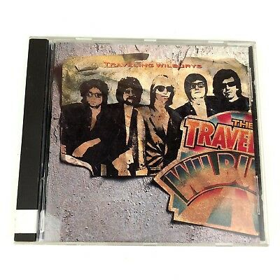 The Traveling Wilburys Volume 1 by The Traveling Wilburys CD 1988