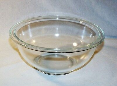 Pyrex Clear Glass Mixing Bowl 323