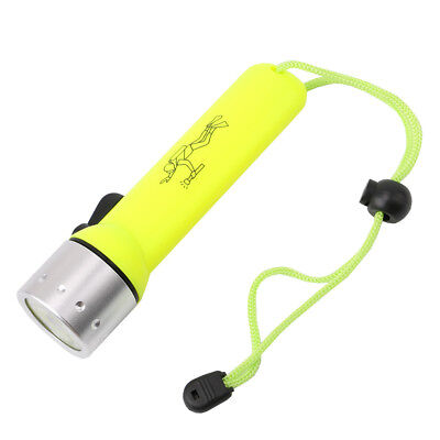 Underwater 1200LM Q5 LED Diving Flashlight Torch Lamp Light Waterproof
