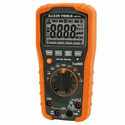 Digital Multimeter TRMS/Low Impedance, (TRMS) technology for increased accuracy
