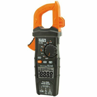 Digital Clamp Meter AC Auto-Ranging LoZ, (TRMS) technology for increased