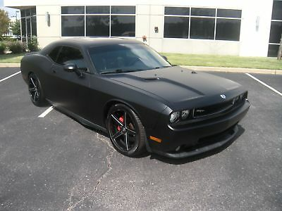 2008 Dodge Challenger SRT8 SUPERCHARGED 2008 DODGE CHALLENGER SRT8  CUSTOM  RUN WITH THE HELLCATS  FREE SHIPPING