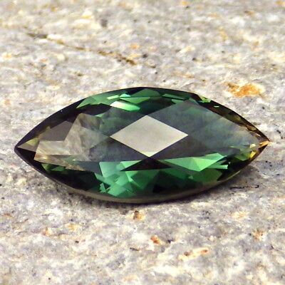 BLUE-TEAL OREGON SUNSTONE 4.42Ct FLAWLESS-INCREDIBLE COLOR-FROM PANA MINE-VIDEO