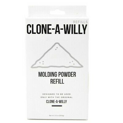 Clone a Willy Powder White Original Refill Powder - DISCREET PACKAGING