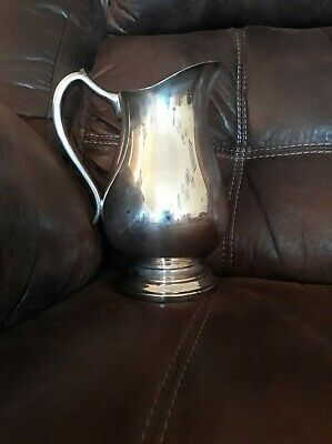 Wallace Silver 9431 Large Water Pitcher