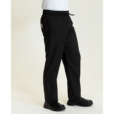 eb81a65a30b3 Le Chef Professional Trousers Pants Unisex Chefwear Work Catering Chefs  Trouser