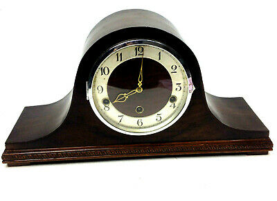 Antique Vintage Westminster Chime Shelf Mantel Clock