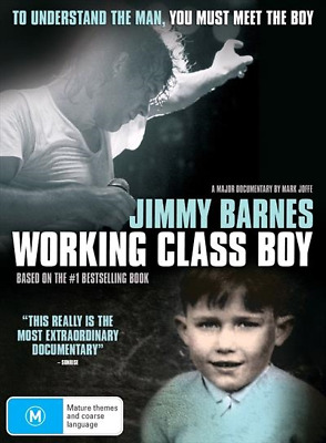 Working Class Boy : Jimmy Barnes : NEW Collector's DVD