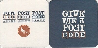 Rooty Hill Post Code Lager Ver 2 Square Coaster Beer Mat