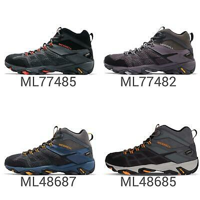 nouvelle arrivee 3eef8 730c7 MERRELL MOAB FST 2 Mid GTX Gore-Tex Men Women Outdoors Hiking Shoe Pick 1
