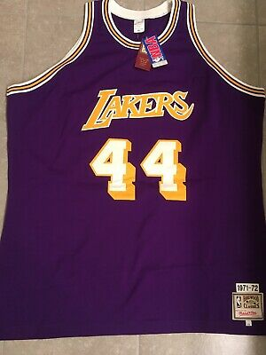 1f45374c5af MITCHELL   NESS M n Nba Lakers Wilt Chamberlain Authentic Jersey Men ...