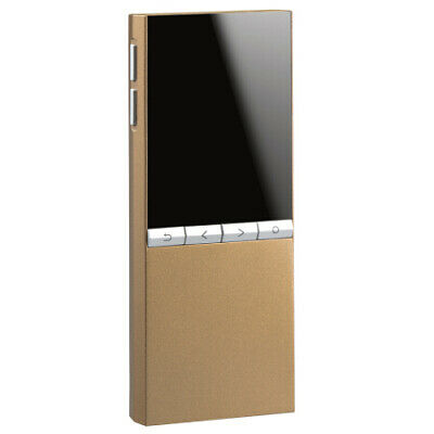 HIFIMAN MegaMini High-Res Portable Sport Lightweight Hi-Fi Music Player/MP3 gold