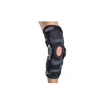 907e6ba4d3 DonJoy Playmaker II Knee Brace, Spacer Sleeve with Patella Donut, X-Large