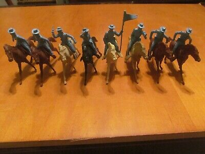 Vintage toys custer toy set share your