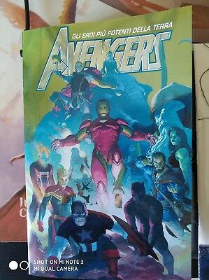 Avengers Vendicatori 105 variant esclusiva Convention Lucca Comics 2018