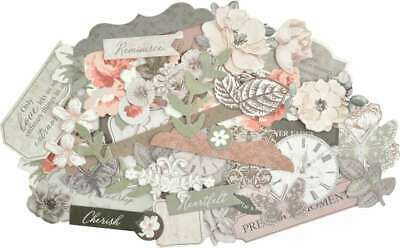 Kaisercraft Collectables Cardstock Die-Cuts Rosabella 883416059547