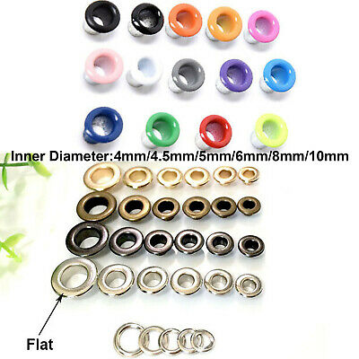 4-10MM Rivet Brass Eyelet/Colored Eyelets With Washers - Crafts Crafts Repair