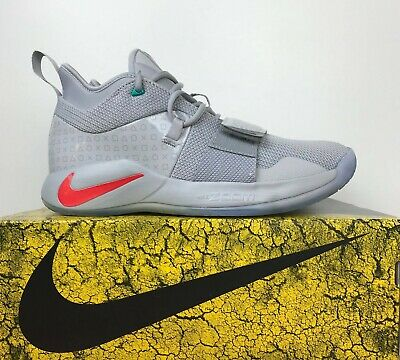 99e9b5ccf38d NIKE PAUL GEORGE PG 2.5 x PLAYSTATION Wolf Grey BQ8388-001 Size 4-13  Clothing