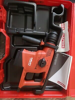 Hilti TE30-A36 Cordless Drill body only with case