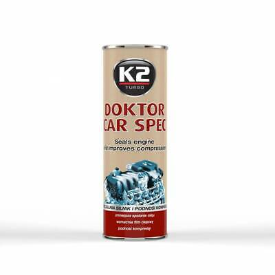 K2 Doktor Car Spec 443 Ml - Öl Additiv  (9,03 €/1L)