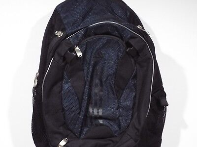 98b5ccc58a0a Adidas Blue   Black Climaproof Climacool Load Spring Fresh Pak Backpack
