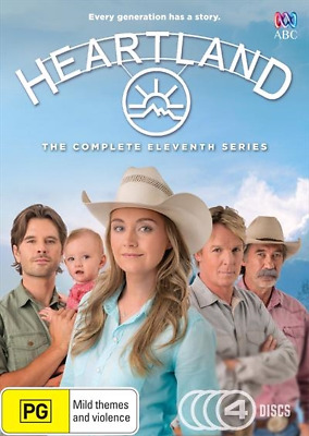 HEARTLAND - The Complete Eleventh Series : Season 11 : NEW DVD
