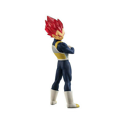 Dragon Ball Super Gashapon Hg Series Gekijouban 01 Vegeta Ssg Bandai New