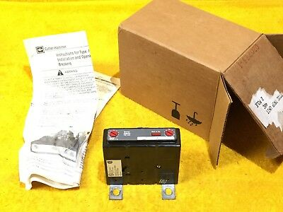 New Take Out Cutler Hammer Thermal Magnetic Trip Unit Jt2225T 225 Amp 600 V
