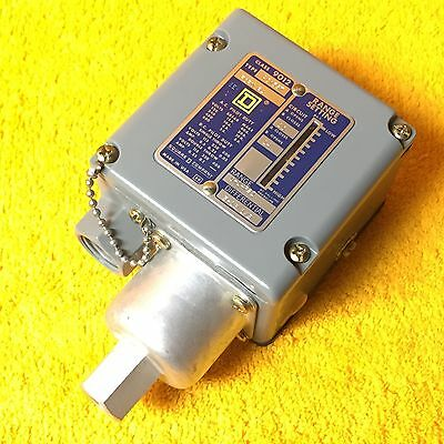 New Square D 9012 Acw5S7 Series B Industrial Pressure Switch 3 14 Psi