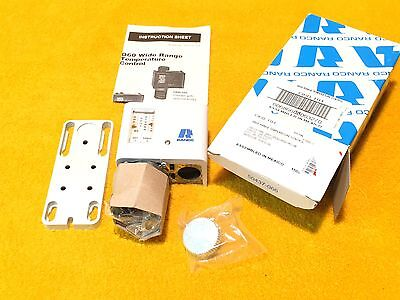 NEW RANCO 060-101 WIDE RANGE TEMPERATURE CONTROL SPDT -35F to 95F AIR COIL