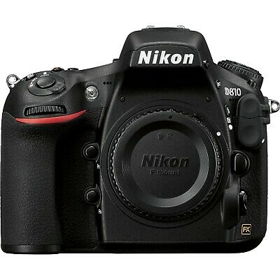 NIKON D810 DSLR Camera (Body Only) - UK Stock