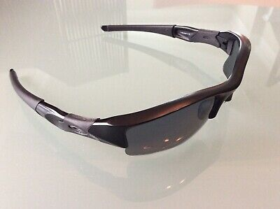 b727a94b22fc9 OAKLEY SI FLAK Jacket Matte Black Grey Sunglasses -  95.00